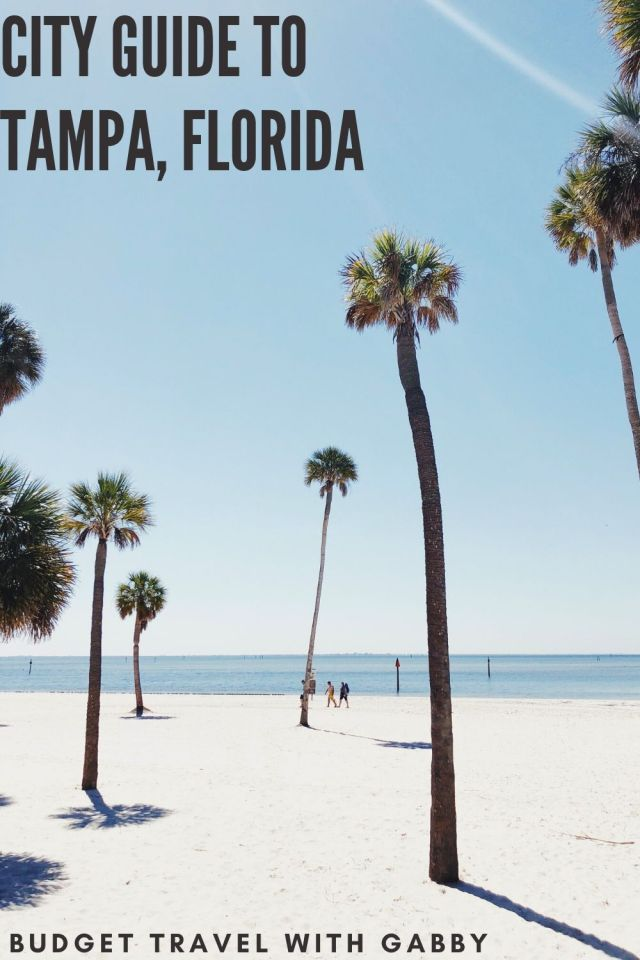 CITY GUIDE TO TAMPA, FLORIDA