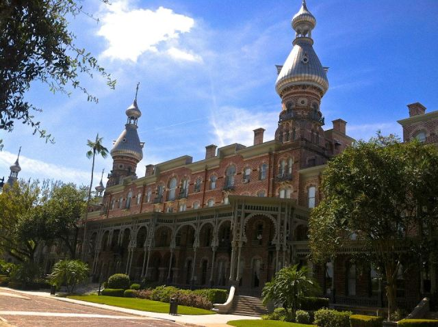 university of tampa city guide to Tampa Florida