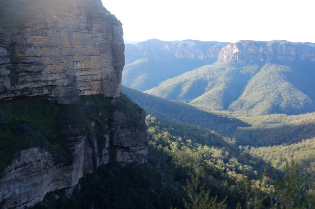 travel in the blue mountains, new South Wales, Sydney Australia