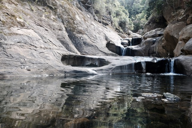 Macquarie pass national park places in new South Wales Australia travel