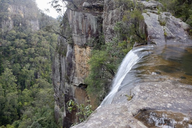 southern highlands travel in new South Wales Australia waterfall nature