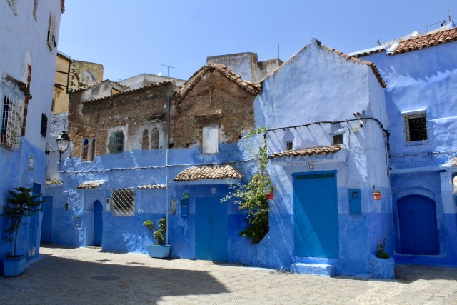 chefchaouen africa morocco