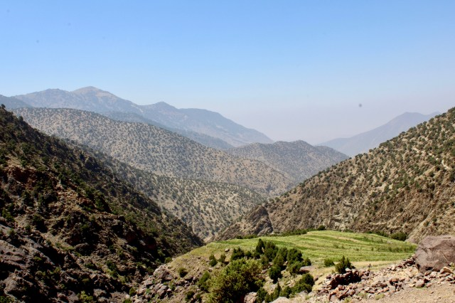 valley atlas mountains imlil Morocco budget travel guide