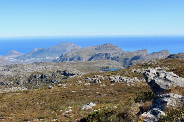 table mountain view south