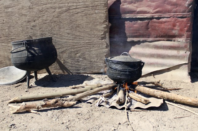 traditional african cooking