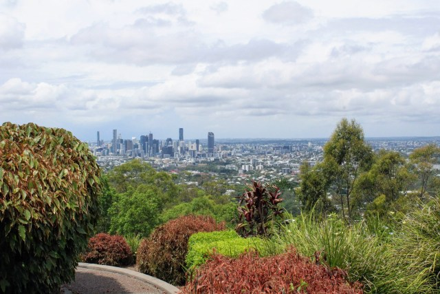 lookout brisbane australia travel