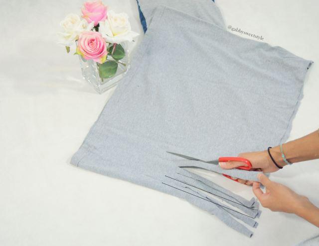 DIY Fular flecos 4