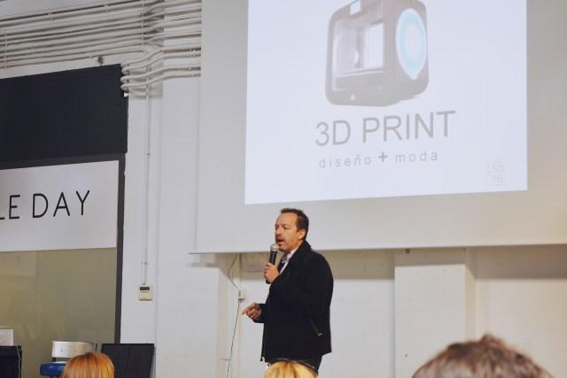 Impresoras 3D y moda