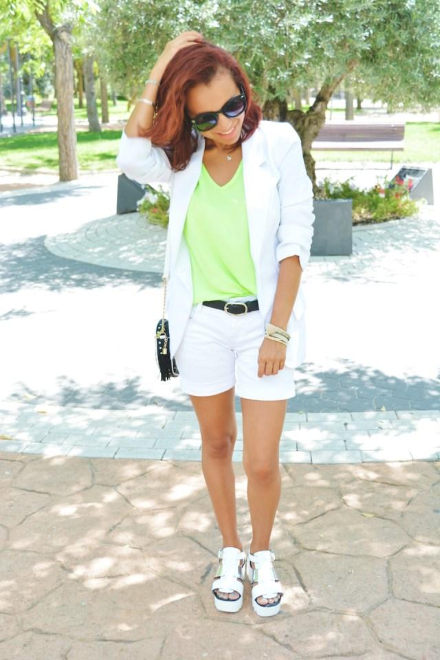 Look blanco y Neon 12