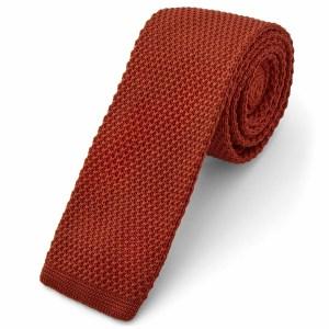 corbata-de-punto-rojo-oscuro-trendhim