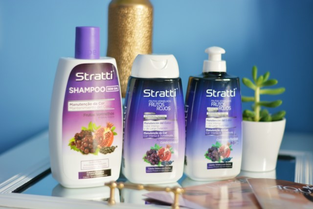 Productos de cabello Stratti