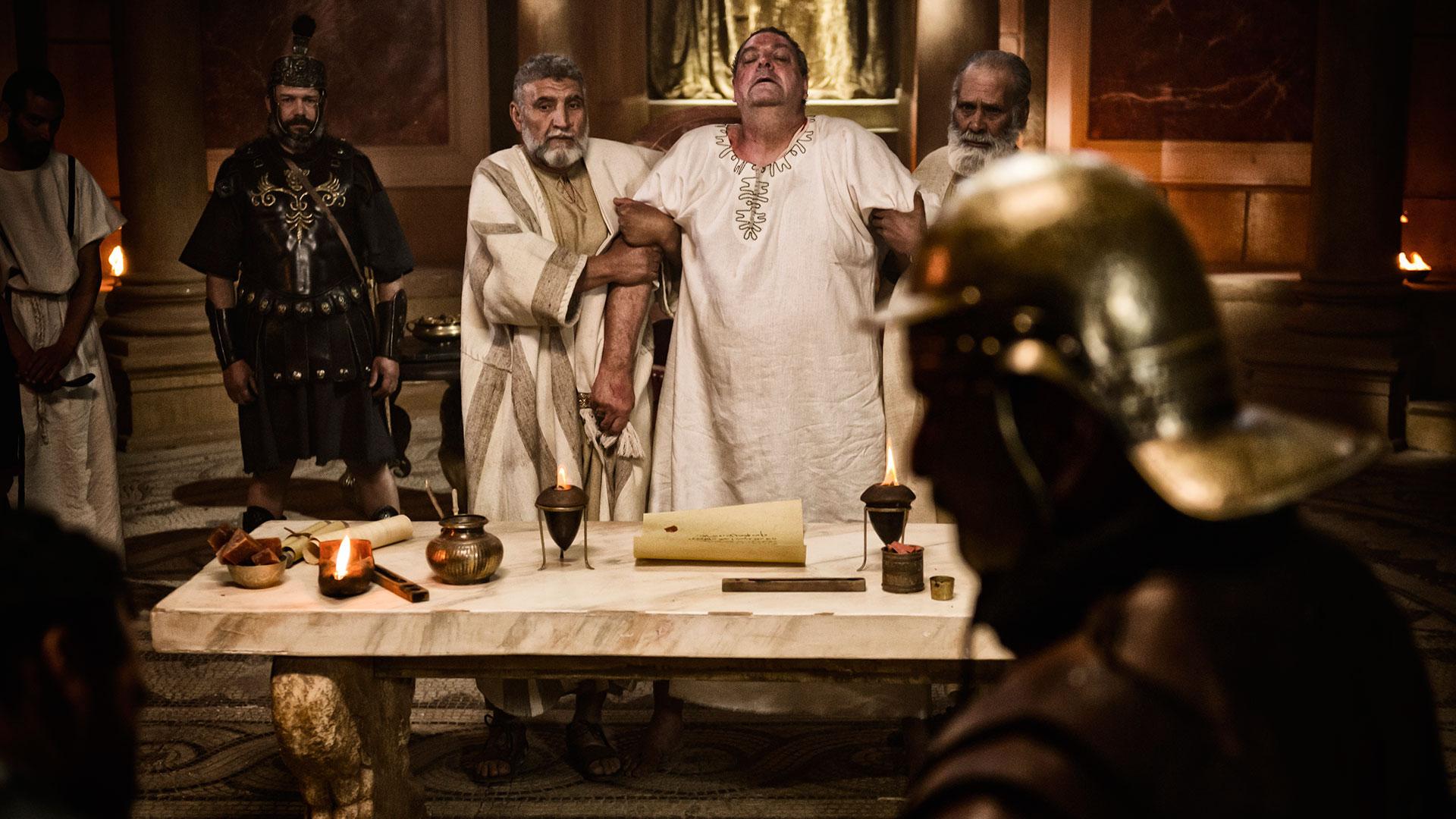 Sam Douglas As King Herod