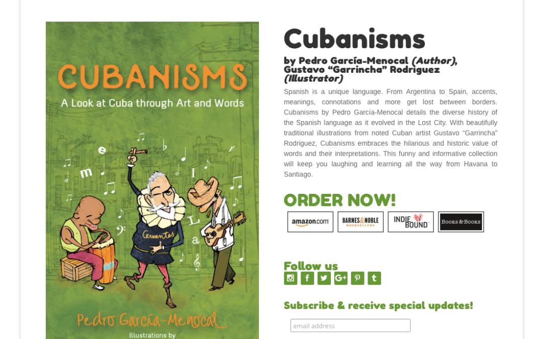 Cubanisms Book
