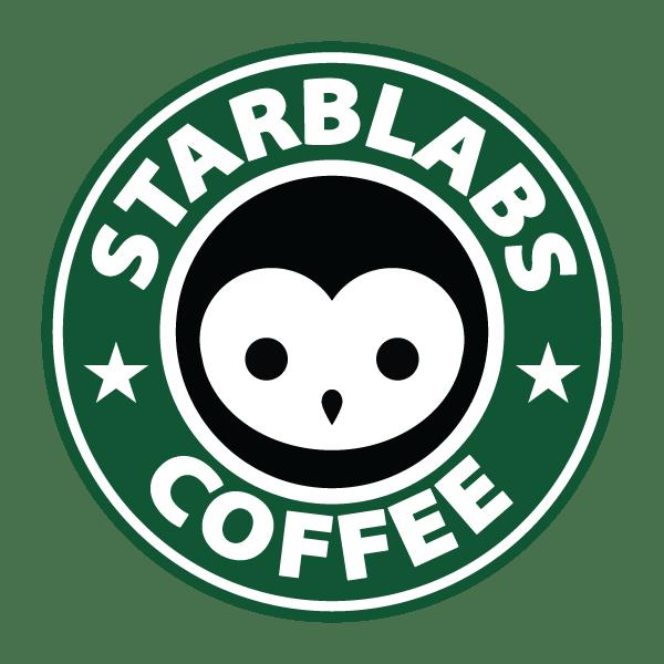 Starblab concept logo
