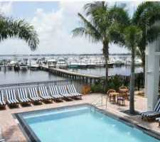 Harborage Yacht Club in Stuart Florida