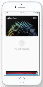 iOS 11 Apple Pay Cash