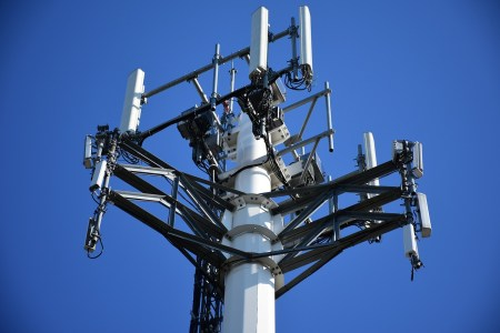 Cellular Tower Mobile Technology Cell Radio Power