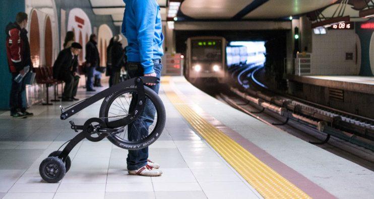 Halfbike Metro