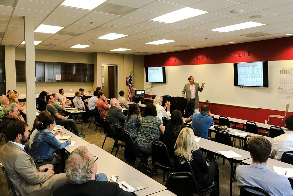 Commercial Real Estate Due Diligence Class Recap