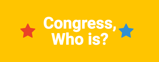 Congress, who is? – A Civic Tech project
