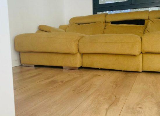 Como realizar sofá roto con un peritaje