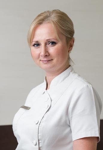 Agnieszka Szwed - menadżer gabinetu, pilęgniarka