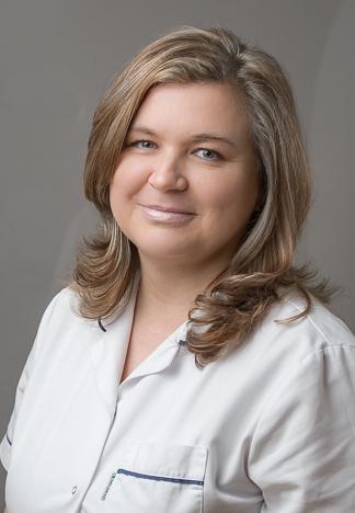 Dorota Grabińska - asystentka stomatologiczna
