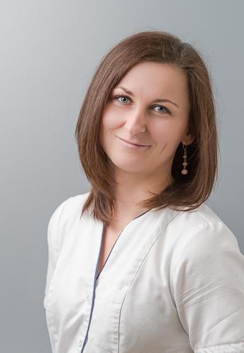 Sylwia Głód – menadżer gabinetu, asystentka stomatologiczna