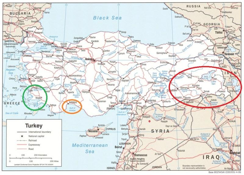 Cea Mai Buna Ruta Pe La Bulgari Traversare Bulgaria Spre Turcia