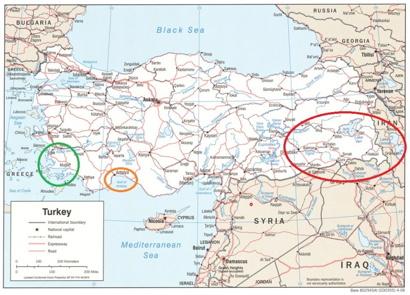 Vacanta In Turcia Ce Trebuie Sa Stii Update 2019 Gabi Ralea