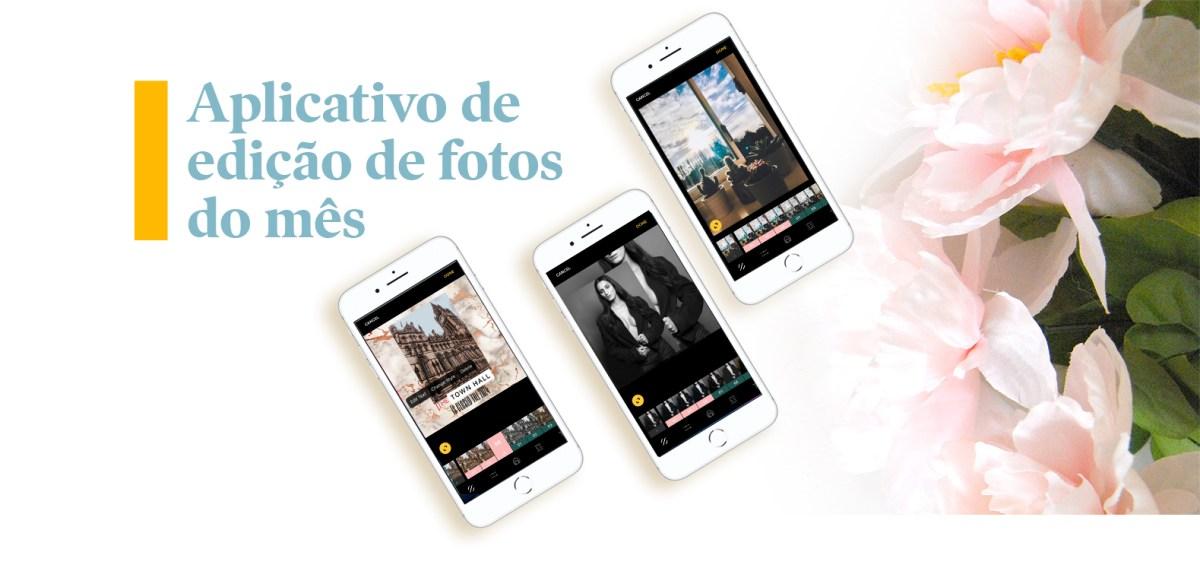 Aplicativo de edicao de fotos