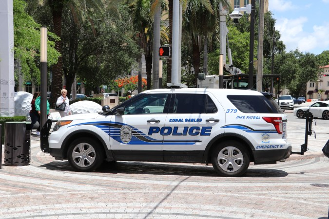 Coral Gables Police SUV Stolen and Recovered – Gables Insider