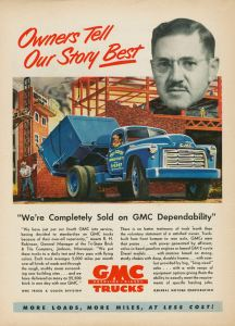 1950 GMC Truck Ad-01