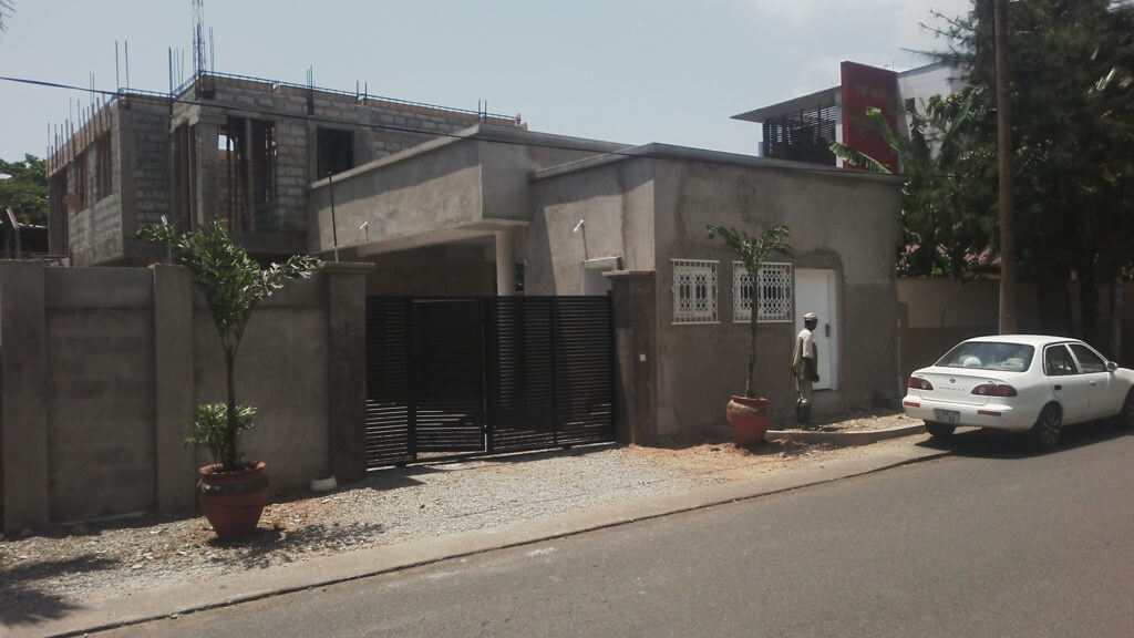 Building Your House In Ghana