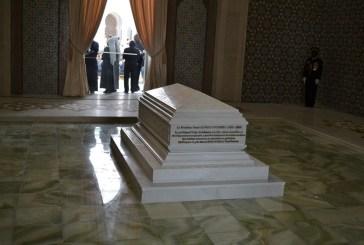 Un mausolée en marbre à la façon marocaine pour Omar Bongo Ondimba
