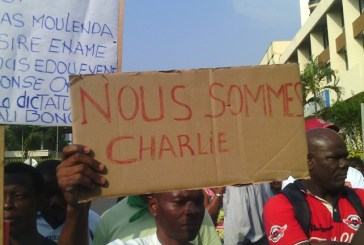 Terrorisme en France: l'opposition gabonaise organise une marche de solidarité