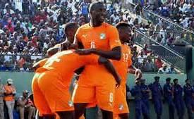 La Côte d'Ivoire chipe la victoire à l'Algérie et file en ½ finales