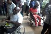 Pathétique rencontre sur la paraplégie à Libreville
