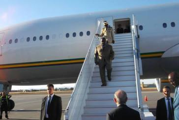 Libreville emmerdé par la saisie de son avion présidentiel
