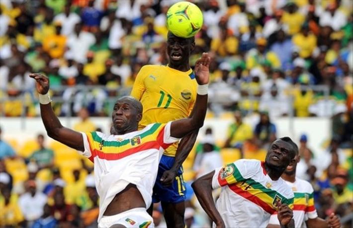 Gabon / Mali: 4-3 en match amical