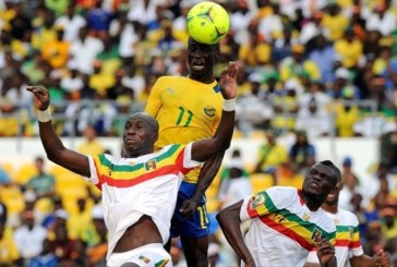 Gabon / Mali : 4-3 en match amical