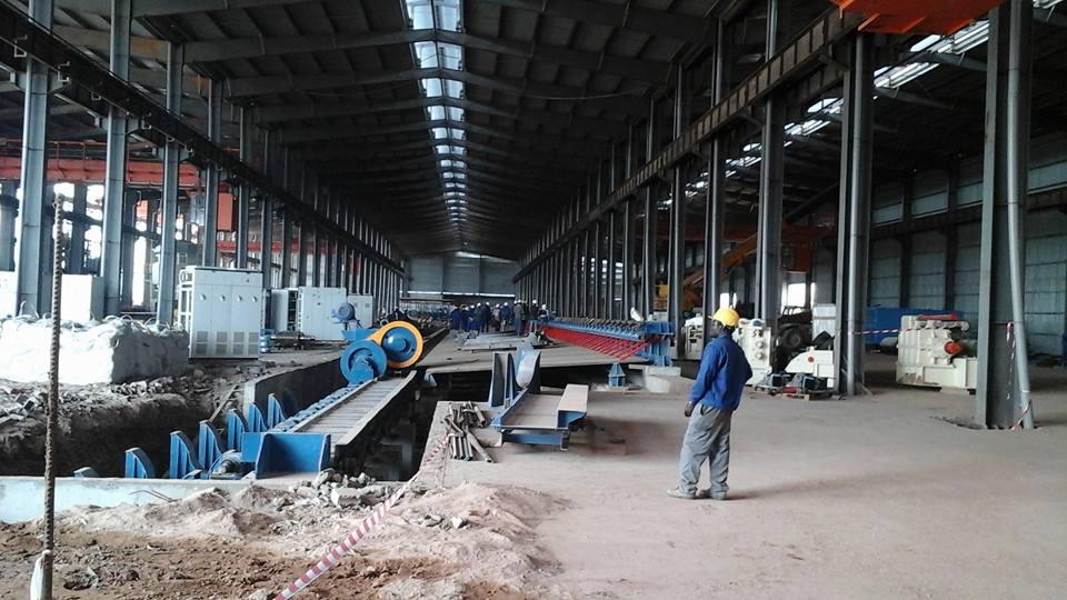 Une seconde usine de fabrication de fer à béton bientôt opérationnelle au Gabon