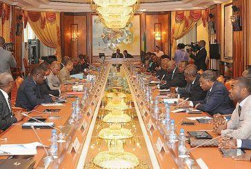 Conseil des ministres ce mardi