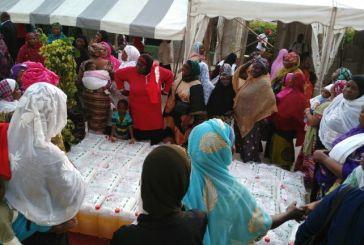 Airtel offre des vivres frais aux femmes musulmanes du Gabon pour célébrer la Tabaski