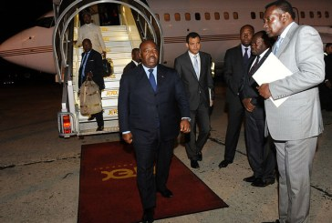 Ali Bongo fera bien une déclaration à sa sortie de l'Elysée (Présidence de la République)