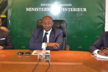 Le ministre de l'Intérieur invite les gabonais à s'inscrire sur les listes électorales dans le calme et la discipline
