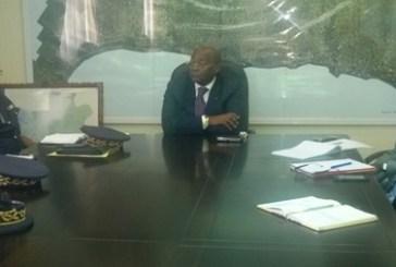 Le ministre de l'Intérieur tire les oreilles des chefs de la police