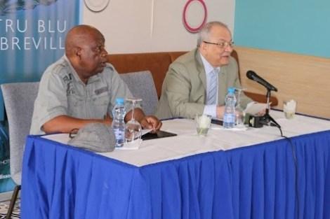 Une réunion de haut niveau sur la sécurité maritimes du Golfe de Guinée du 8 au 12 février prochain à Yaoundé