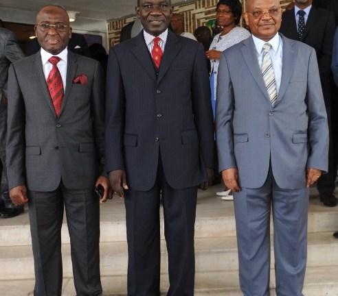 Le camerounais Nchare Issofa prend les commandes de la CIMA