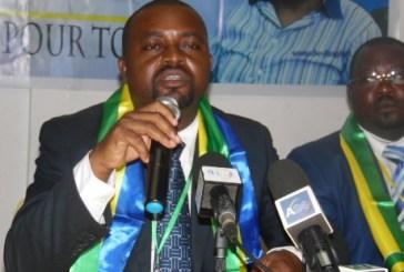 Gérard Ella Nguéma candidat à l'élection présidentielle de 2016